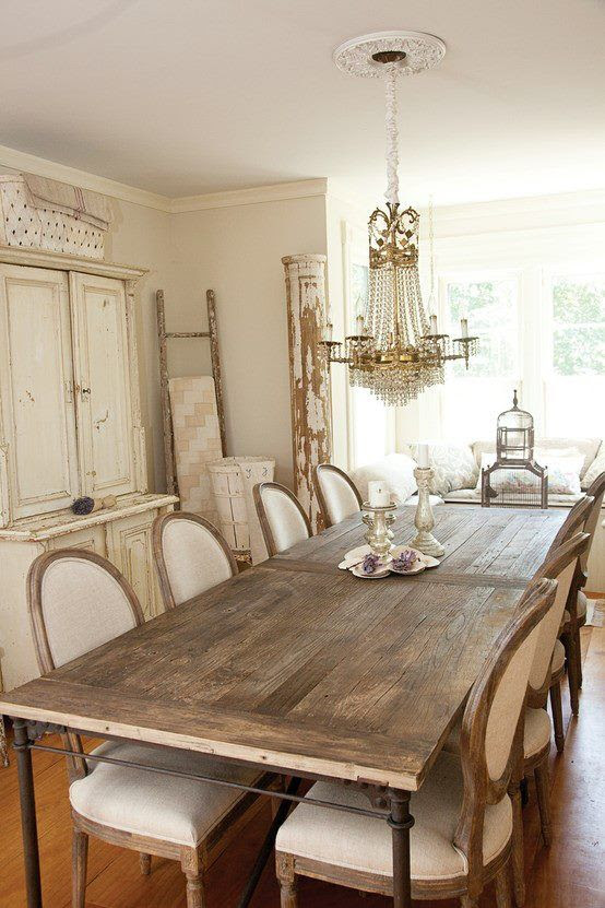 French dining