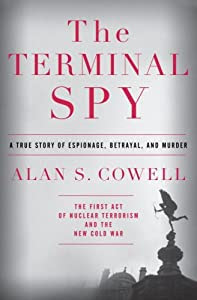 "Cover of ""The Terminal Spy: A True Story ..."