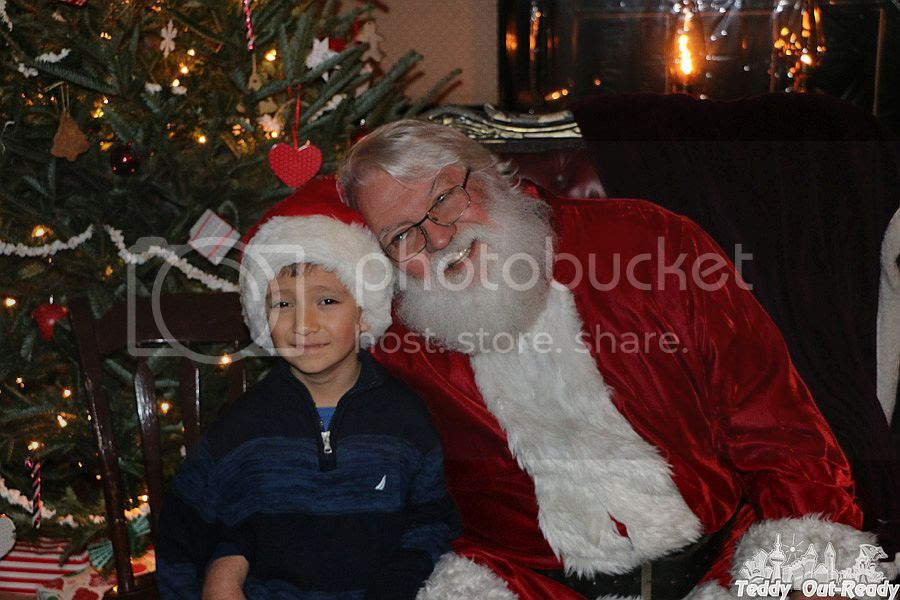 Santa at Black Creek