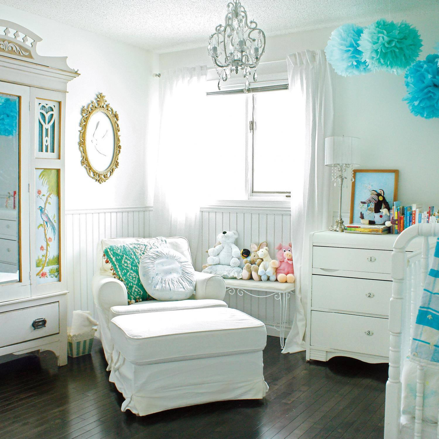 Antique Baby Room Ideas Designed for Modern House  Ideas 15 Homes