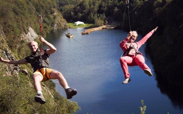 perierga.gr - Έξι ριψοκίνδυνες ταξιδιωτικές περιπέτειες!