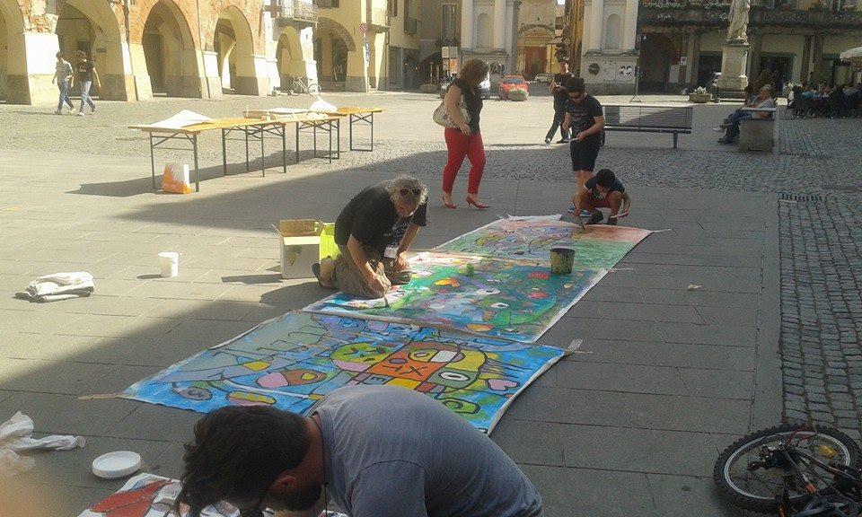 Itinerarte Piazza Santa Rosa