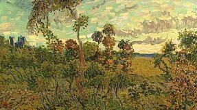 Arte: il tramonto inedito di Van Gogh
