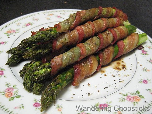Bacon-Wrapped Asparagus 2