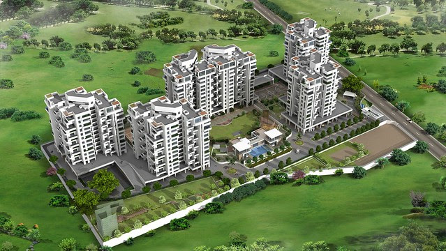 Teerth Realties' Teerth Towers, 2 BHK & 3 BHK Flats at Baner Sus Pune Image 3