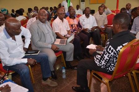 Dirigentes da UNITA na formação Métodologica.jpg