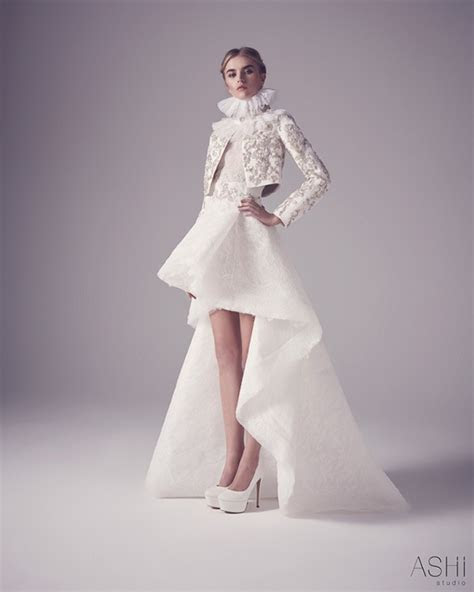 Exquisite Ashi Studio Spring/Summer 2016 Bridal Dresses