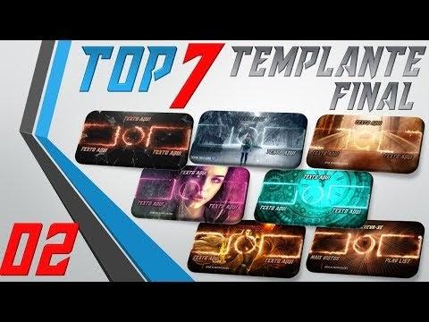 Templante Final #02 Grátis free use Logo Tipo Designer