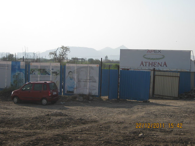 Apex Athena, 1.5 BHK & 2 BHK Flats, near Akshara International School, opposite Eisha Zenith, Wakad, Pune 411 057