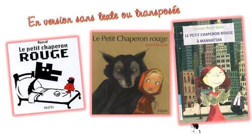 Autour du Petit Chaperon Rouge