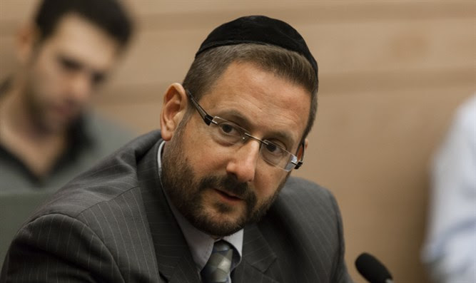 MK Dov Lipman (file)