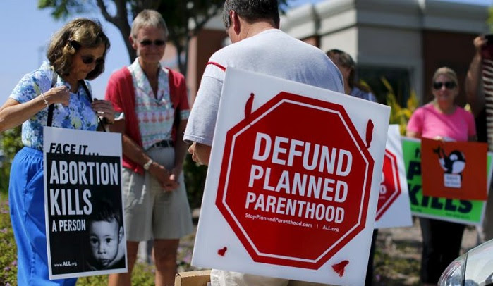 These Pro-Abortion Republicans May Prevent Defunding ...