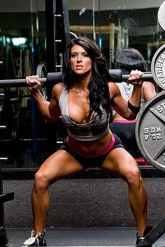 Amanda Latona - IFBB Bikini Pro  by sabrebiade