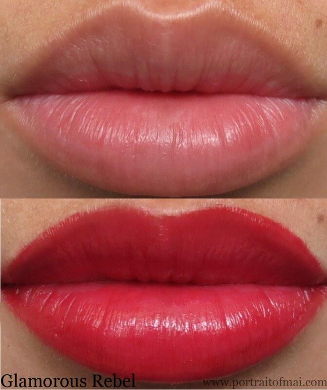 Fyrinnae Glamorous Rebel Lip Lustre