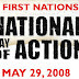 First Nations - National Day of Action
