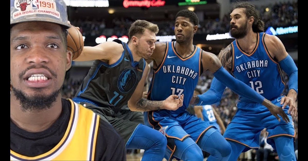 Game By Art Welp It Was Bound To Happen Thunder Vs Mavs
