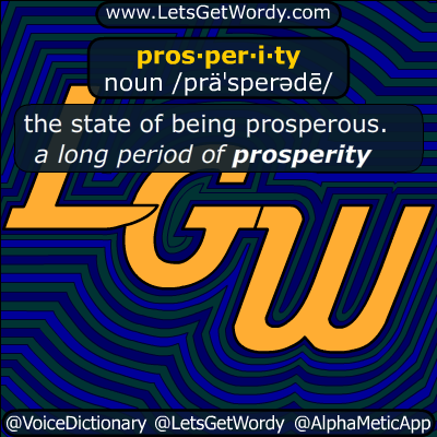 prosperity 07/19/2016 GFX Definition
