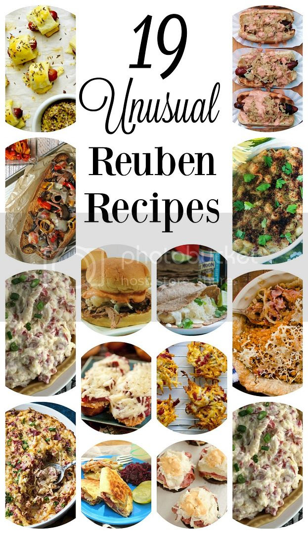 19 Unusual Reuben Recipes for St Patrick's Day from www.bobbiskozykitchen.com
