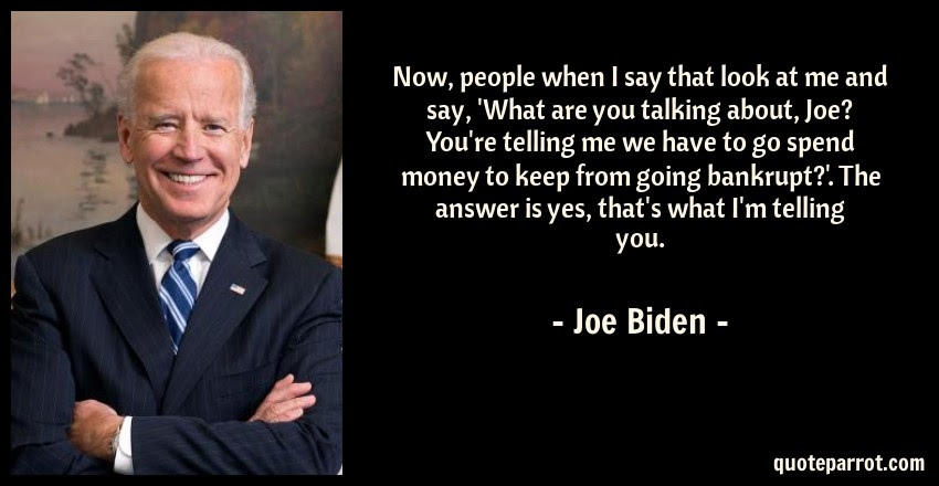 Now People When I Say That Look At Me And Say What A By Joe
