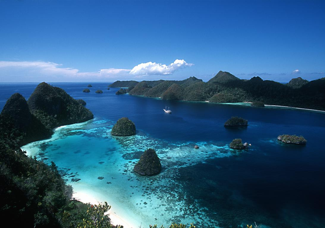 Nominate A Indonesian Natural Wonder In New 7 Wonders Of