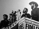 Ernesto Che Guevara, Fidel Castro y Camilo Cienfuegos.