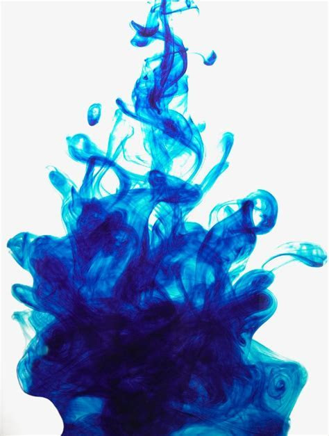 Water,ink,blue, Water, Ink, Blue PNG Transparent Image and