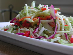Citrus Asian Slaw