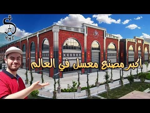 زيارة مصنع معسل اداليا