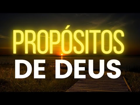 Vivendo os Propósitos de Deus - Pr. Welfany Nolasco