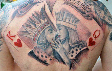 King And Queen Chess Piece Tattoo Tattoos Designs Ideas