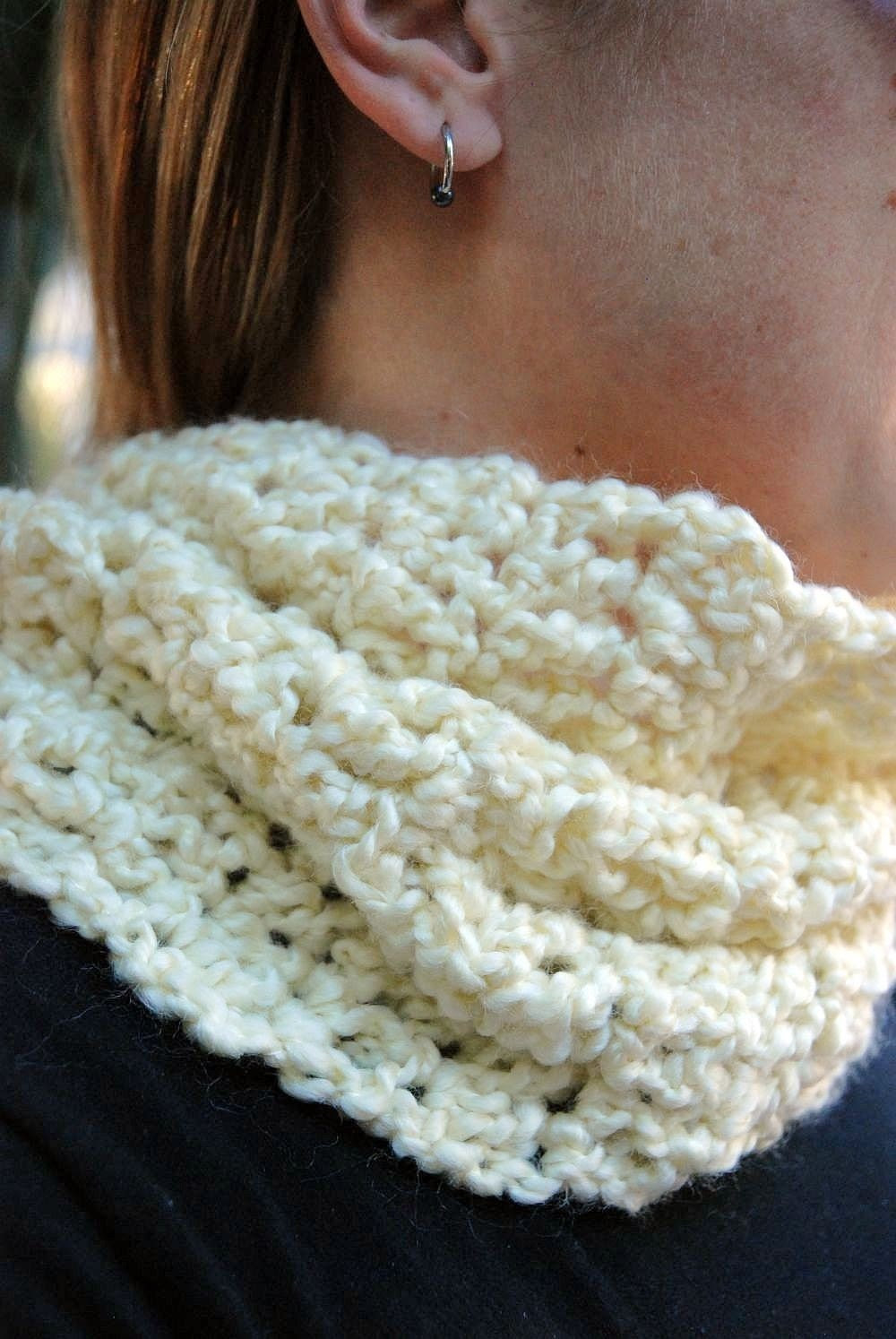 Soft and Cozy Neck Warmer
