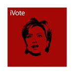 iVote for Hilary