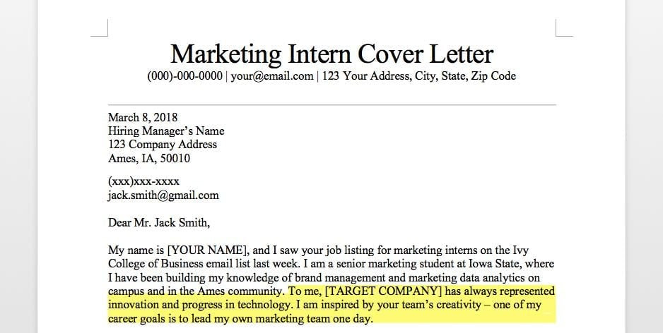46 FREE INTERNSHIP LETTER TEMPLATE DOWNLOAD DOCX PDF