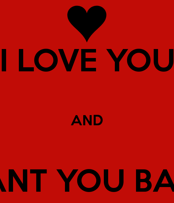 Quotes About Wanting Love Back 21 Quotes