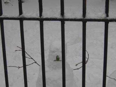Snow Man Set Me Free