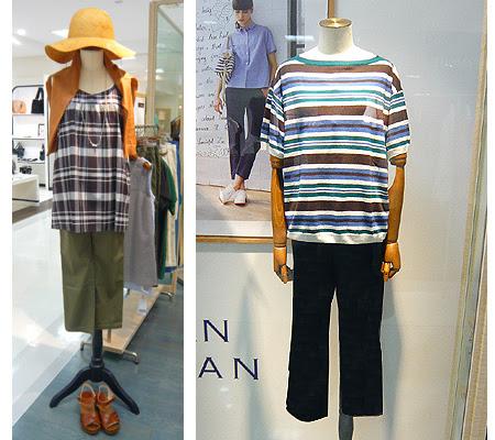 2013,2013ヒューマンウーマン,2013夏,夏 ヒューマンウーマン,松菱,デパート,百貨店,夏ファッション