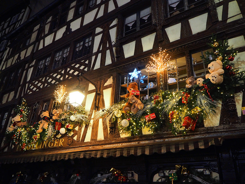 Strasbourg travelblog advent noel