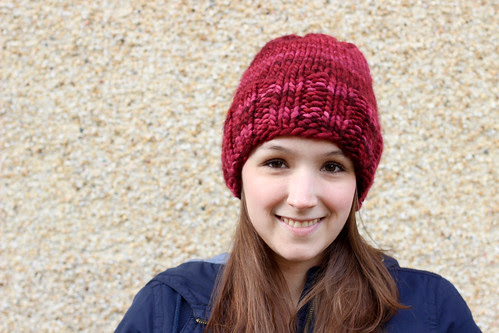 Hannah Hat by Jeni Baker