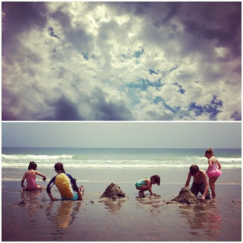 Beachy.