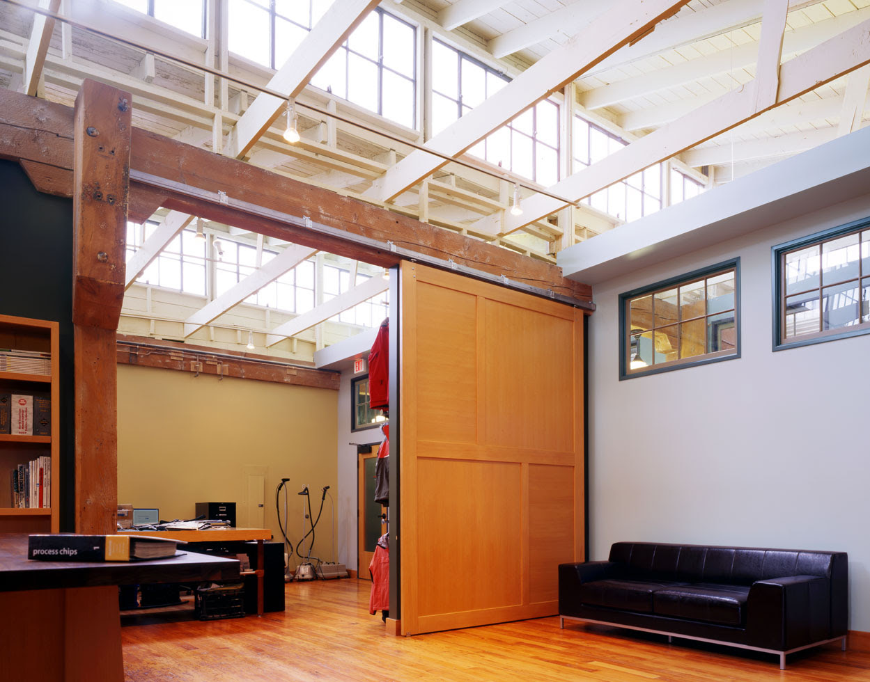 Creative Office Space Brick And Timber Architecture Design San Francisco International