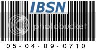 IBSN: Internet Blog Serial Number 05-04-09-0710