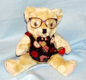 Mr. Teacher Bear
