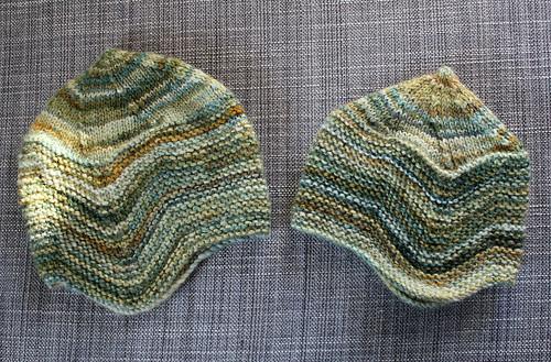 Hats from my handspun