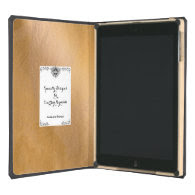 Specially Designed Shiny Copper Metallic Cover For iPad Air