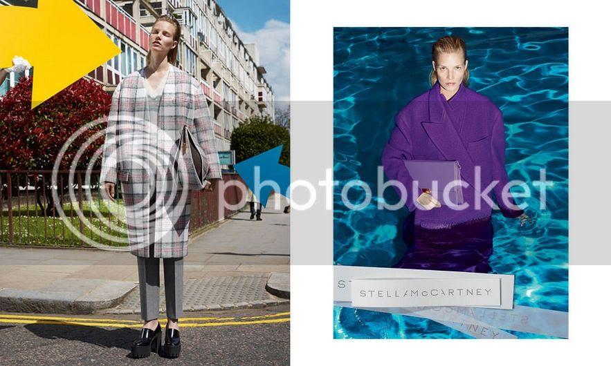 Stella McCartney fall winter 2013 campaign