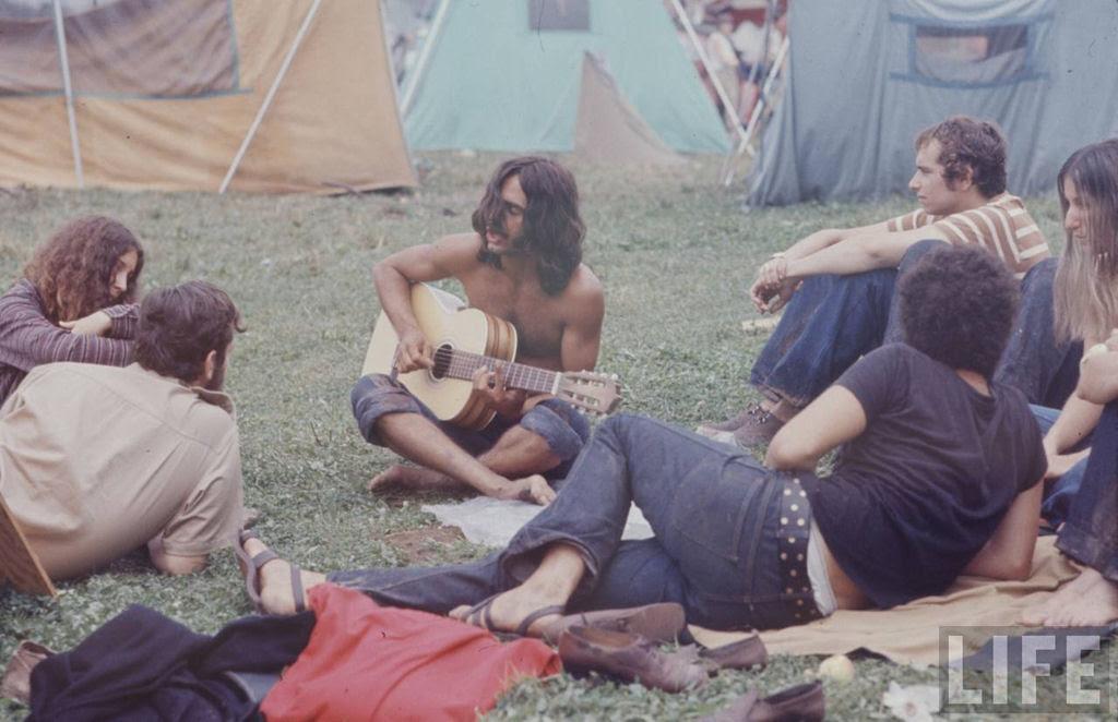 O festival de Woodstock em números e imagens 44