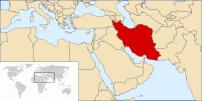 * (en) Iran Location