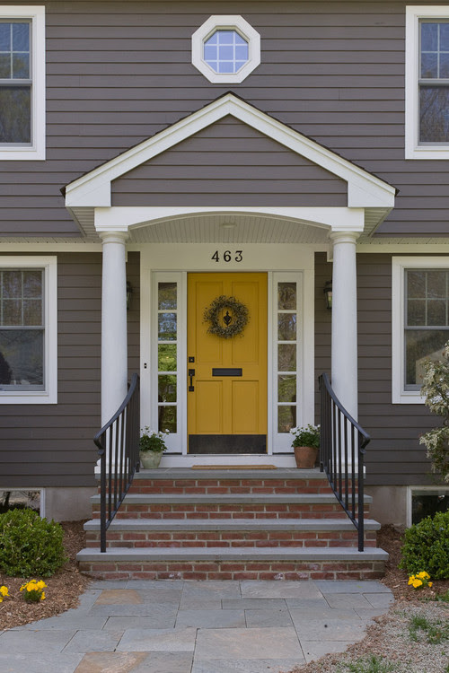 Entry traditional exterior