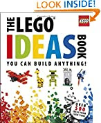 The LEGO Ideas Book by Daniel Lipkovitz Book Cover