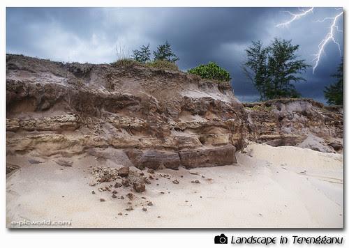 lembah bidong beach picture